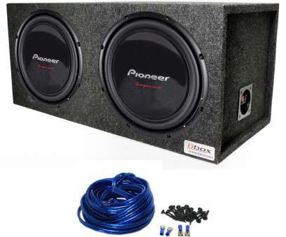 14 gauge wire for subwoofer PIONEER TS-W309S4, SUBWOOFERS WITH ATREND E12D, DUAL SEALED ENCLOSURE, 14GA WIRES 14 Gauge Wire, Subwoofer Brilliant PIONEER TS-W309S4, SUBWOOFERS WITH ATREND E12D, DUAL SEALED ENCLOSURE, 14GA WIRES Ideas