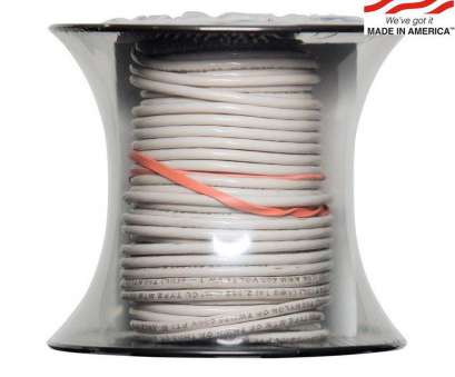 14 gauge wire thhn Shop Southwire 50-ft 14-AWG Stranded White Copper THHN Wire (By 14 Gauge Wire Thhn Best Shop Southwire 50-Ft 14-AWG Stranded White Copper THHN Wire (By Solutions