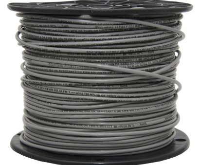 14 gauge wire thhn Shop Southwire 500-ft 14-AWG Stranded Grey Copper THHN Wire (By 14 Gauge Wire Thhn Cleaver Shop Southwire 500-Ft 14-AWG Stranded Grey Copper THHN Wire (By Pictures