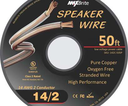 14 gauge wire voltage rating Amazon.com: High Performance 14 Gauge Speaker Wire, Oxygen Free Pure Copper, UL Listed Class 2, Feet Spool): Home Audio & Theater 14 Gauge Wire Voltage Rating Brilliant Amazon.Com: High Performance 14 Gauge Speaker Wire, Oxygen Free Pure Copper, UL Listed Class 2, Feet Spool): Home Audio & Theater Galleries