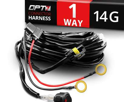 14 gauge wire vs 16 gauge wire amazon, opt7, light, wiring harness 14 gauge 380w wiring rh amazon, 16 Gauge Wire 14 Gauge Brass Wire 14 Gauge Wire Vs 16 Gauge Wire Cleaver Amazon, Opt7, Light, Wiring Harness 14 Gauge 380W Wiring Rh Amazon, 16 Gauge Wire 14 Gauge Brass Wire Photos
