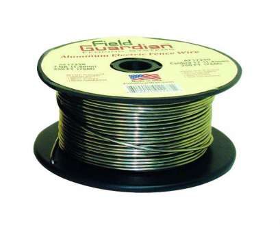 14 gauge wire vs 16 gauge wire Field Guardian, ft. 16-Gauge Aluminum Wire 14 Gauge Wire Vs 16 Gauge Wire Perfect Field Guardian, Ft. 16-Gauge Aluminum Wire Solutions