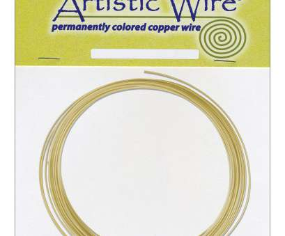 14 gauge wire vs 16 gauge wire Non-Tarnish Artistic Wire 10 Feet/Pkg-Brass 16 Gauge 14 Gauge Wire Vs 16 Gauge Wire Cleaver Non-Tarnish Artistic Wire 10 Feet/Pkg-Brass 16 Gauge Galleries