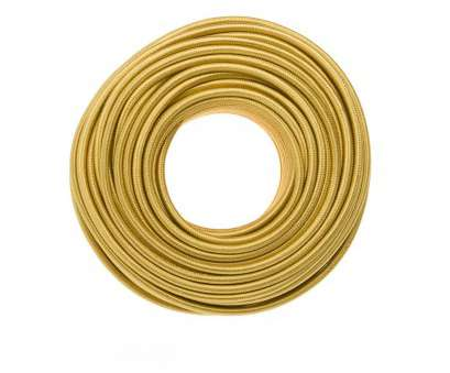 16 gauge cloth covered wire DIY Fabric Wire by, Foot, 16 g. Brass 16 Gauge Cloth Covered Wire Perfect DIY Fabric Wire By, Foot, 16 G. Brass Collections