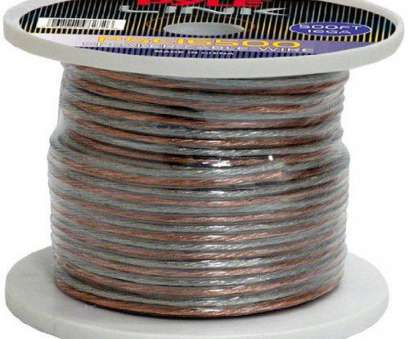 16 gauge speaker wire 500 ft 16 Gauge, ft. Spool of High Quality Speaker, Wire 16 Gauge Speaker Wire, Ft Fantastic 16 Gauge, Ft. Spool Of High Quality Speaker, Wire Collections