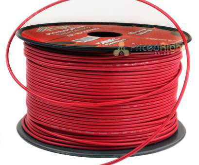 16 gauge speaker wire 500 ft Details about 500' FT Spool Of, 16 Gauge, Feet Home Primary Power Cable Remote Wire 16 Gauge Speaker Wire, Ft Professional Details About 500' FT Spool Of, 16 Gauge, Feet Home Primary Power Cable Remote Wire Ideas