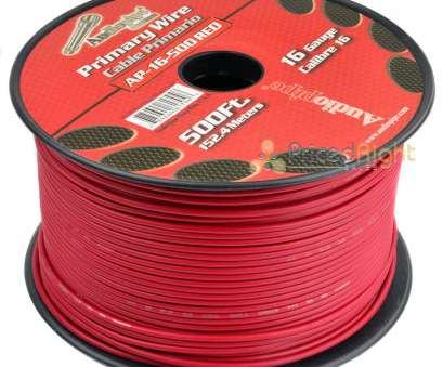 16 gauge speaker wire 500 ft Details about 500' FT Spool Of, 16 Gauge, Feet Home Primary Power Cable Remote Wire 16 Gauge Speaker Wire, Ft Top Details About 500' FT Spool Of, 16 Gauge, Feet Home Primary Power Cable Remote Wire Galleries