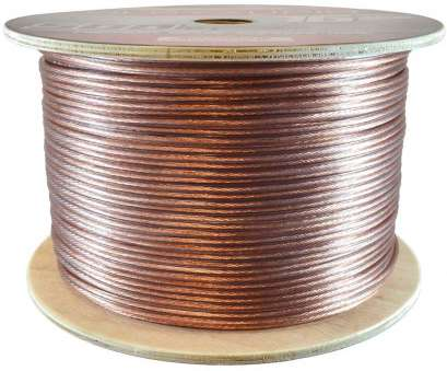 16 gauge speaker wire 500 ft GLS Audio Premium 16 Gauge, Feet Speaker Wire, True 16AWG Cable 500ft 16 Gauge Speaker Wire, Ft Simple GLS Audio Premium 16 Gauge, Feet Speaker Wire, True 16AWG Cable 500Ft Ideas