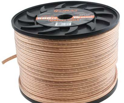 16 gauge speaker wire 500 ft SC16G-500NRG, 16 GAUGE, FT., SPEAKER CABLE 16 Gauge Speaker Wire, Ft Cleaver SC16G-500NRG, 16 GAUGE, FT., SPEAKER CABLE Galleries