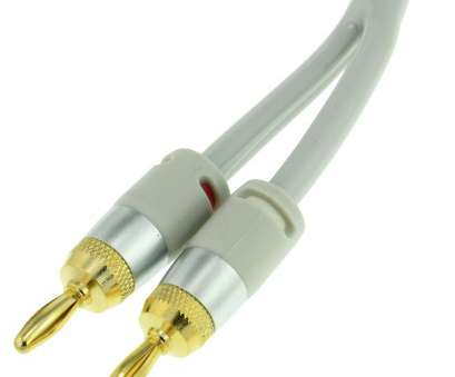 16 gauge speaker wire india Shop, ULTRA Series Speaker Cable with Dual Gold Plated Banana Tips (16AWG) (White, 25 Feet), Mediabridge Products 16 Gauge Speaker Wire India Brilliant Shop, ULTRA Series Speaker Cable With Dual Gold Plated Banana Tips (16AWG) (White, 25 Feet), Mediabridge Products Ideas