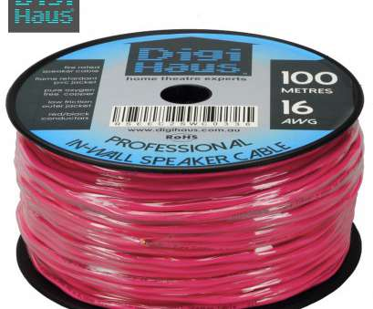 16 gauge speaker wire nz Renovator Store, DigiHaus Home Theatre In-Wall Speaker Cable, 16AWG, 100m, Fire Rated 16 Gauge Speaker Wire Nz Most Renovator Store, DigiHaus Home Theatre In-Wall Speaker Cable, 16AWG, 100M, Fire Rated Collections