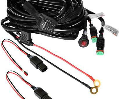 16 gauge wire amps Primelux PWH-011602 12ft 16 Gauge Relay Wiring Harness, (2-Way/30 Amps Fuse/16 AWG) 16 Gauge Wire Amps Most Primelux PWH-011602 12Ft 16 Gauge Relay Wiring Harness, (2-Way/30 Amps Fuse/16 AWG) Images