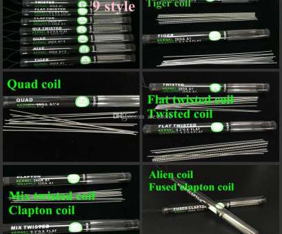 18 gage wire resistance Flat Twisted Wire Fused Clapton Coils Hive Wires Alien, Twisted Quad Tiger 9 Different Heating Resistance 118mm Coil In Tube, Rda Wires, Vaping 28 18 Gage Wire Resistance New Flat Twisted Wire Fused Clapton Coils Hive Wires Alien, Twisted Quad Tiger 9 Different Heating Resistance 118Mm Coil In Tube, Rda Wires, Vaping 28 Collections