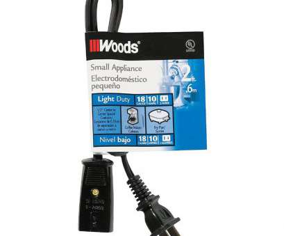 18 gauge 2 wire power cord Woods 2, 18/2 2-Wire, HPN Appliance Power Cord 18 Gauge 2 Wire Power Cord Simple Woods 2, 18/2 2-Wire, HPN Appliance Power Cord Solutions