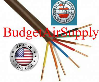 18 gauge 8 conductor wire Thermostat Wire 18/8 x 25ft 18 Gauge 8 wire conductor, eBay 14 Practical 18 Gauge 8 Conductor Wire Galleries