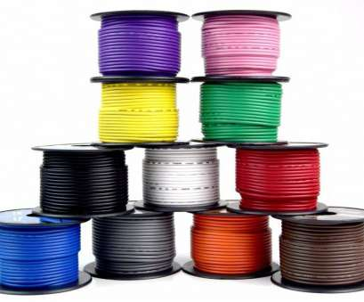 18 gauge 9 wire 18 GA 100' Feet Audiopipe, Audio Home Remote Primary Cable Wire, (9 Rolls) 18 Gauge 9 Wire Simple 18 GA 100' Feet Audiopipe, Audio Home Remote Primary Cable Wire, (9 Rolls) Collections
