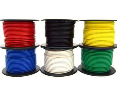 18 gauge automotive wire near me 18 Gauge, Feet Automotive Primary Remote Power Ground Hook Up Wire 6 colors 14 Practical 18 Gauge Automotive Wire Near Me Solutions