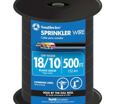 18 gauge automotive wire near me Southwire, ft.18/10 Black Solid UL Burial Sprinkler System Wire 18 Gauge Automotive Wire Near Me Best Southwire, Ft.18/10 Black Solid UL Burial Sprinkler System Wire Solutions