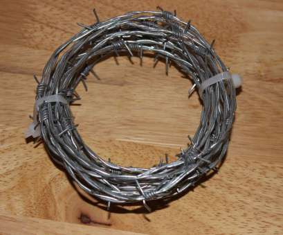 18 gauge barbed wire 20 Feet Barb Wire, Barbed Wire, Bekaert 18 Gauge 4 Point Crafts Made In 1 of 1FREE Shipping, More 18 Gauge Barbed Wire Best 20 Feet Barb Wire, Barbed Wire, Bekaert 18 Gauge 4 Point Crafts Made In 1 Of 1FREE Shipping, More Ideas