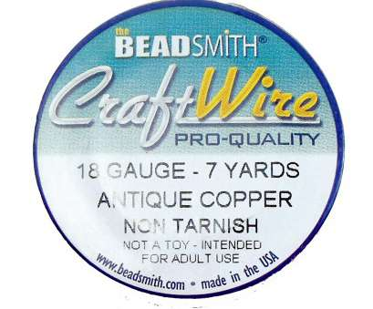 18 gauge beading wire antique copper wire, jewelry wire, bead smith, 18 gauge, antique copper 18 Gauge Beading Wire Creative Antique Copper Wire, Jewelry Wire, Bead Smith, 18 Gauge, Antique Copper Ideas