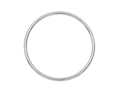 18 gauge beading wire Round Link Component, Closed 18 Gauge Wire 20mm Diameter, 1 Piece, Sterling Silver 18 Gauge Beading Wire Creative Round Link Component, Closed 18 Gauge Wire 20Mm Diameter, 1 Piece, Sterling Silver Collections
