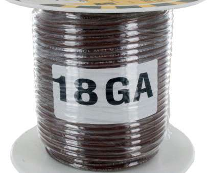 18 gauge brown wire MTW, Equipment Wire 18, Brown, ElecDirect 15 Simple 18 Gauge Brown Wire Images