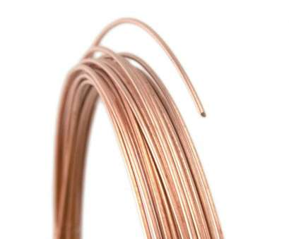 18 gauge memory wire 18 Gauge Round Dead Soft 14/20 Rose Gold Filled Wire: Wire Jewelry 18 Gauge Memory Wire Simple 18 Gauge Round Dead Soft 14/20 Rose Gold Filled Wire: Wire Jewelry Solutions