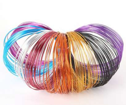 18 gauge memory wire 1mm &1.5mm &2mm 18 gauge multi colors aluminum wire coil 10m/roll soft 18 Gauge Memory Wire Practical 1Mm &1.5Mm &2Mm 18 Gauge Multi Colors Aluminum Wire Coil 10M/Roll Soft Solutions