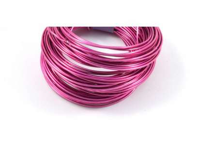 18 gauge pink wire Aluminum wire 18 gauge fuschia, Perles et créations 18 Gauge Pink Wire Brilliant Aluminum Wire 18 Gauge Fuschia, Perles Et Créations Photos