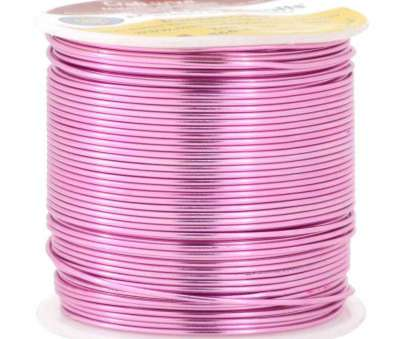 18 gauge pink wire Pink Color Aluminum Craft Wire, 18 Gauge; Anodized Jewelry Making, Beading, Floral, Sculpting, Wire Weaving; 100ft 18 Gauge Pink Wire Most Pink Color Aluminum Craft Wire, 18 Gauge; Anodized Jewelry Making, Beading, Floral, Sculpting, Wire Weaving; 100Ft Ideas