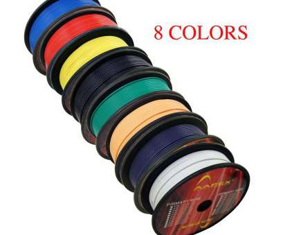 18 gauge primary wire 100FT, FT ON SPOOL 18 GAUGE BLUE, BLACK GREEN ORANGE PURP PRIMARY WIRE CABLE 18 Gauge Primary Wire Simple 100FT, FT ON SPOOL 18 GAUGE BLUE, BLACK GREEN ORANGE PURP PRIMARY WIRE CABLE Ideas