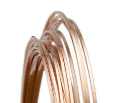 12 Fantastic 18 Gauge Rose Gold Wire Solutions