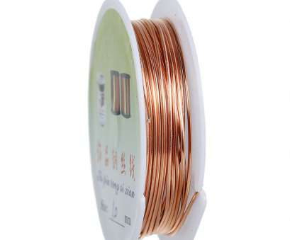 18 gauge rose gold wire DoreenBeads Copper Beading Wire Thread Cord Round rose gold color, Dia., gauge), 2 Rolls (Approx 2 M/Roll)-in Jewelry Findings & Components from 18 Gauge Rose Gold Wire Professional DoreenBeads Copper Beading Wire Thread Cord Round Rose Gold Color, Dia., Gauge), 2 Rolls (Approx 2 M/Roll)-In Jewelry Findings & Components From Images