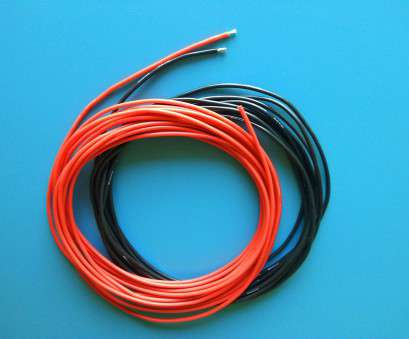 18 gauge silicone wire One Pair of 18, / 18 Gauge Silicone Wires Silicon Cables, Red, of 2Only 4 available, More 18 Gauge Silicone Wire Fantastic One Pair Of 18, / 18 Gauge Silicone Wires Silicon Cables, Red, Of 2Only 4 Available, More Ideas