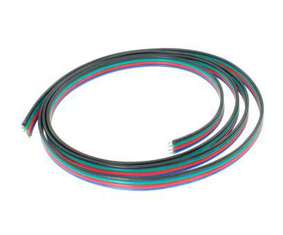 18 gauge rgb wire 4 Wire 18AWG Power Cable, RGB, Light Strips, 20 Meter (66ft 18 Gauge, Wire Perfect 4 Wire 18AWG Power Cable, RGB, Light Strips, 20 Meter (66Ft Ideas