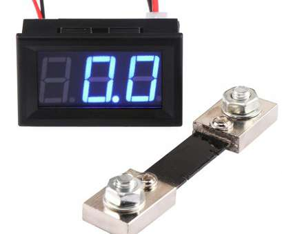 18 gauge wire amps 24v Amazon.com: DC, Meter, DROK Small Digital Ammeter Gauge Ampere Reader 0.56