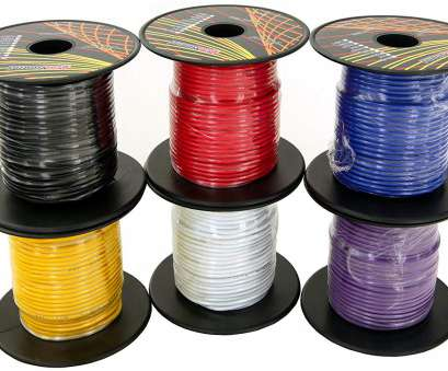 18 gauge wire assortment 18 Gauge Primary Wire Assortment. Choice of 4, 6 or 10 Rolls Bundle,, FT, Roll. Copper Clad Aluminum Cable Great, Audio Speaker Automotive Trailer 13 Popular 18 Gauge Wire Assortment Solutions