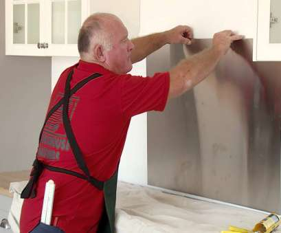 18 gauge wire bunnings How To Install A Stainless Steel Splashback -, At Bunnings, YouTube 18 Gauge Wire Bunnings Popular How To Install A Stainless Steel Splashback -, At Bunnings, YouTube Ideas