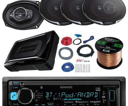 18 gauge wire for car speakers Amazon.com: Kenwood KMMBT315U Bluetooth AM/FM, Stereo Receiver Bundle Combo With 2x 6x9