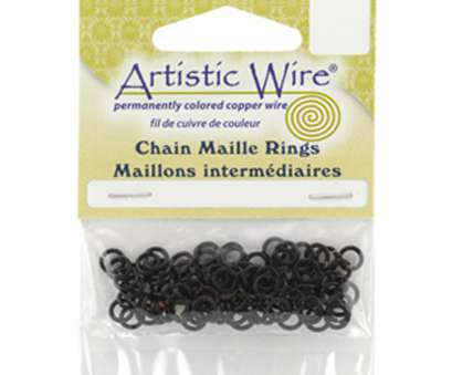 18 gauge wire diameter in inches Artistic Wire 18-Gauge Black Chain Maille Rings, 15/64-Inch Diameter 18 Gauge Wire Diameter In Inches Creative Artistic Wire 18-Gauge Black Chain Maille Rings, 15/64-Inch Diameter Galleries