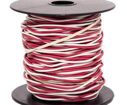 18 gauge wire for doorbell 100-ft 20/2 Twisted Doorbell Wire (By-the-Roll) 10 Perfect 18 Gauge Wire, Doorbell Pictures