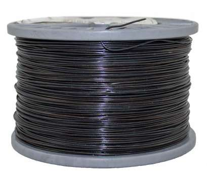18 gauge wire gray 18 Gauge Annealed Mechanics/Hanging Wire -, Insulated, Pound/830' Spool 18 Gauge Wire Gray Cleaver 18 Gauge Annealed Mechanics/Hanging Wire -, Insulated, Pound/830' Spool Photos