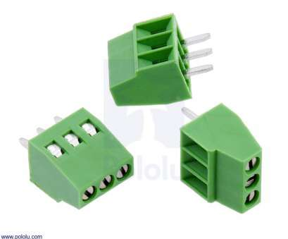 18 gauge wire pcb hole size Pololu, Screw Terminal Block: 3-Pin, 0.1″ Pitch, Side Entry (3-Pack) 18 Gauge Wire, Hole Size Perfect Pololu, Screw Terminal Block: 3-Pin, 0.1″ Pitch, Side Entry (3-Pack) Galleries