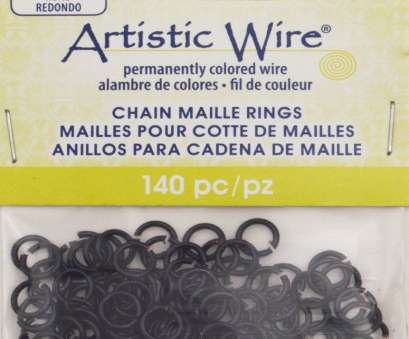 18 gauge wire is how many mm Artistic Wire Black 6.6mm Jump Ring 140pc 18, I.D. 4.37mm 18 Gauge Wire Is, Many Mm Popular Artistic Wire Black 6.6Mm Jump Ring 140Pc 18, I.D. 4.37Mm Photos