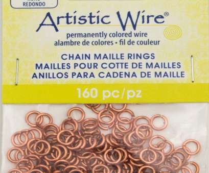 18 gauge wire is how many mm Artistic Wire Copper 5.7mm Jump Ring 160pc 18, I.D. 3.57mm 18 Gauge Wire Is, Many Mm Practical Artistic Wire Copper 5.7Mm Jump Ring 160Pc 18, I.D. 3.57Mm Ideas