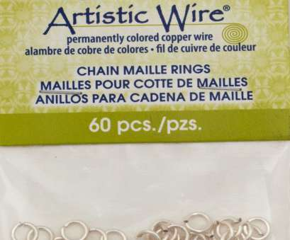 18 gauge wire is how many mm Artistic Wire Silver Plated 6.2mm Jump Ring 60pc 18, I.D. 3.97mm 18 Gauge Wire Is, Many Mm Creative Artistic Wire Silver Plated 6.2Mm Jump Ring 60Pc 18, I.D. 3.97Mm Galleries