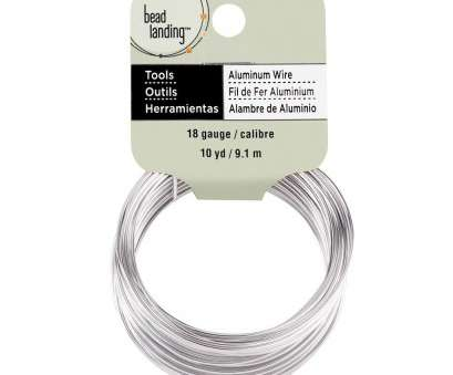 18 gauge wire michaels The Rhodium 18 Gauge Aluminum Wire By Bead Landing At Michaels 16 Nice 18 Gauge Wire Michaels Ideas