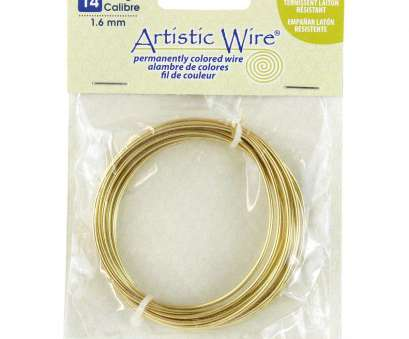 18 gauge wire michaels artistic wire permanently colored wire brass 10ft rh michaels, 8 Gauge Wire 18 Gauge Wire 18 Gauge Wire Michaels Top Artistic Wire Permanently Colored Wire Brass 10Ft Rh Michaels, 8 Gauge Wire 18 Gauge Wire Pictures