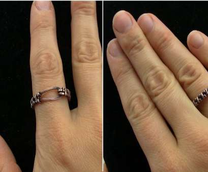 18 gauge wire ring Basic Wire Woven Ring Band Tutorial 18 Gauge Wire Ring Best Basic Wire Woven Ring Band Tutorial Solutions