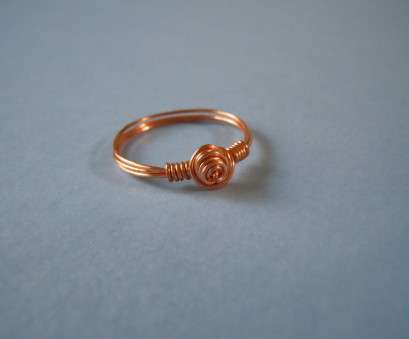 18 gauge wire ring rosette wire ring 24 gauge copper wire 18 Gauge Wire Ring Fantastic Rosette Wire Ring 24 Gauge Copper Wire Images